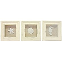 3-beach-shadow-boxes The Best Beach Wall Decor You Can Buy