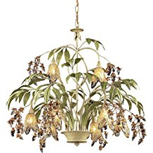 9-tropical-theme-chandelier The Best Beach Themed Chandeliers You Can Buy