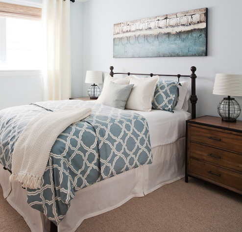 Coastal-Luxe The Best Beach Duvet Covers For Your Coastal Home