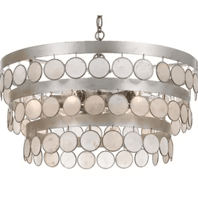 Dharamendra-Drum-Chandelier-by-Bungalow-Rose The Best Beach Themed Chandeliers You Can Buy
