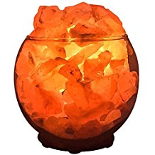 Himalayan-Salt-Lamp The Best Beach Themed Lamps You Can Buy