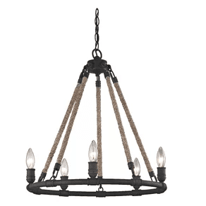 Mexico-Beach-Chandelier-by-Beachcrest-Home The Best Beach Themed Chandeliers You Can Buy