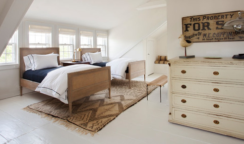 Nantucket-Bedroom The Best Beach Duvet Covers For Your Coastal Home