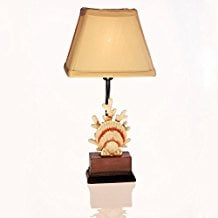 Scallop-Shell-Lamp The Best Beach Themed Lamps You Can Buy