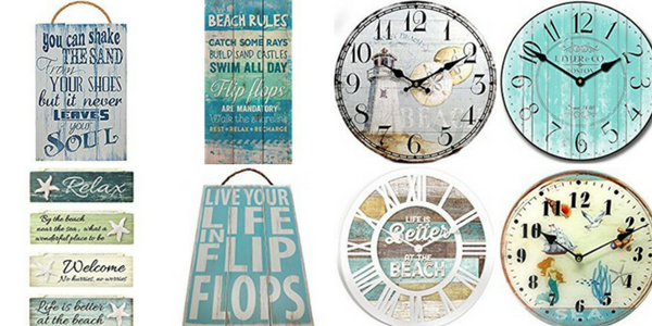 beach wall decor