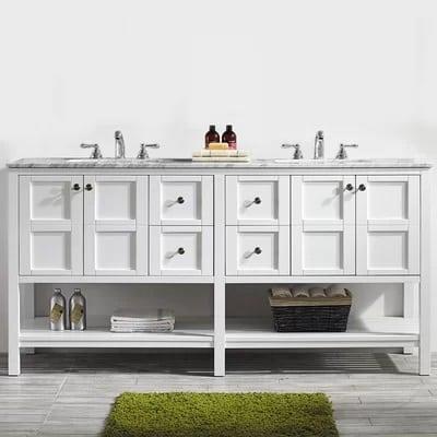 caldwell-beachcrest-home-bathroom-vanity Beach Bathroom Decor