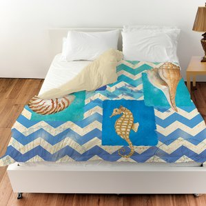 deep-blue-sea-duvet-cover The Best Nautical Duvet Covers You Can Buy
