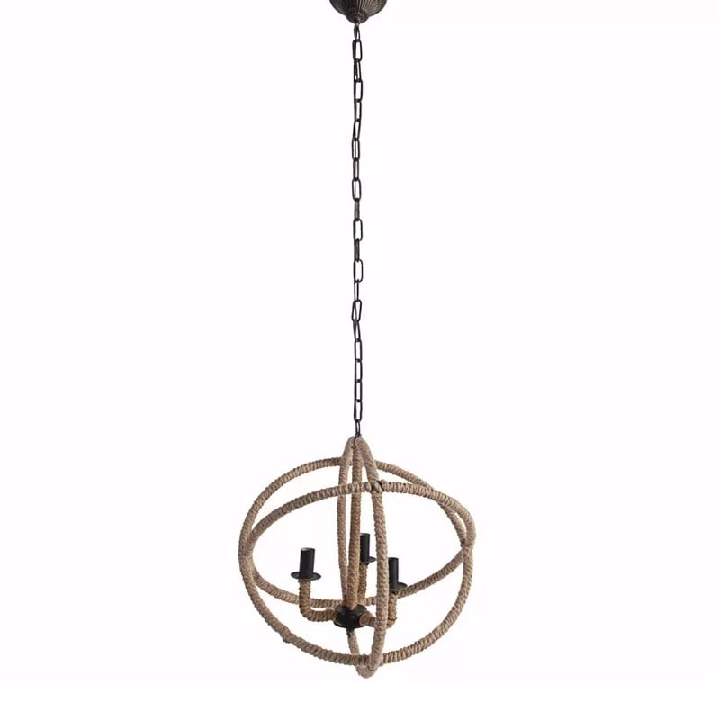 fairmount-impressive-roped-3-light-mini-chandelier Nautical Chandeliers