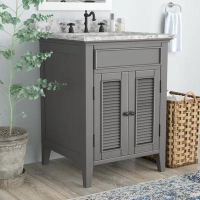 fenwick-single-bathroom-beach-vanity-set Beach Bathroom Decor
