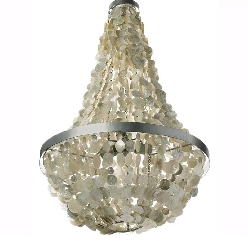 manor-3-light-empire-coastal-chandelier Nautical Chandeliers