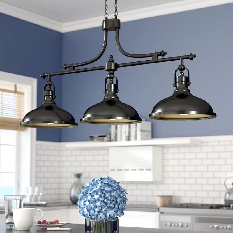 Hanging Kitchen Lights Over Island: Best Nautical Pendant Lights