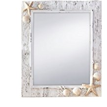 prinz-sand-paper-starfish-mirror The Best Beach Wall Decor You Can Buy