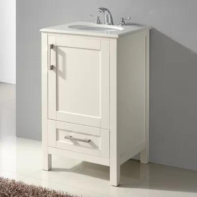 simpli-home-westbride-single-bathroom-vanity Beach Bathroom Decor