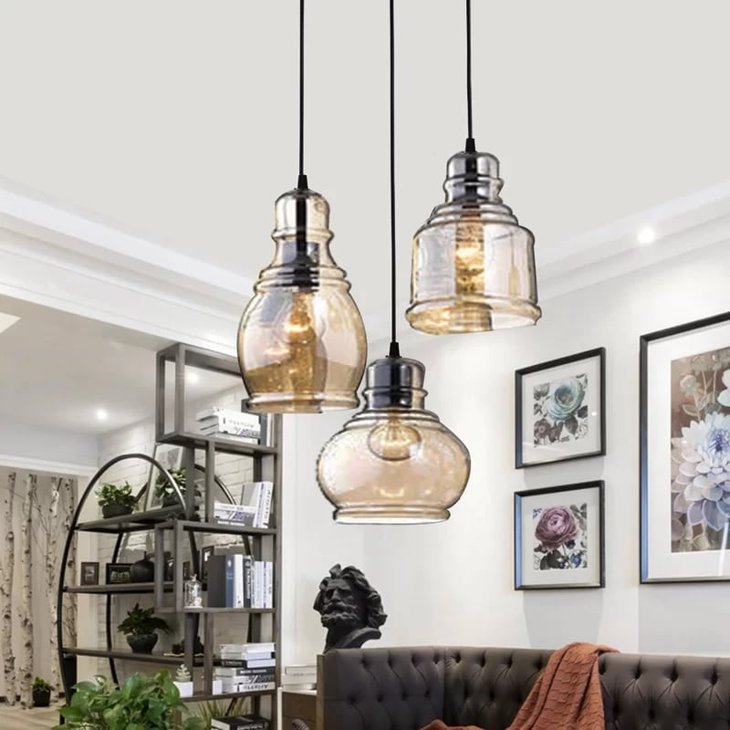 ceiling chrome img finish pendant nautical light