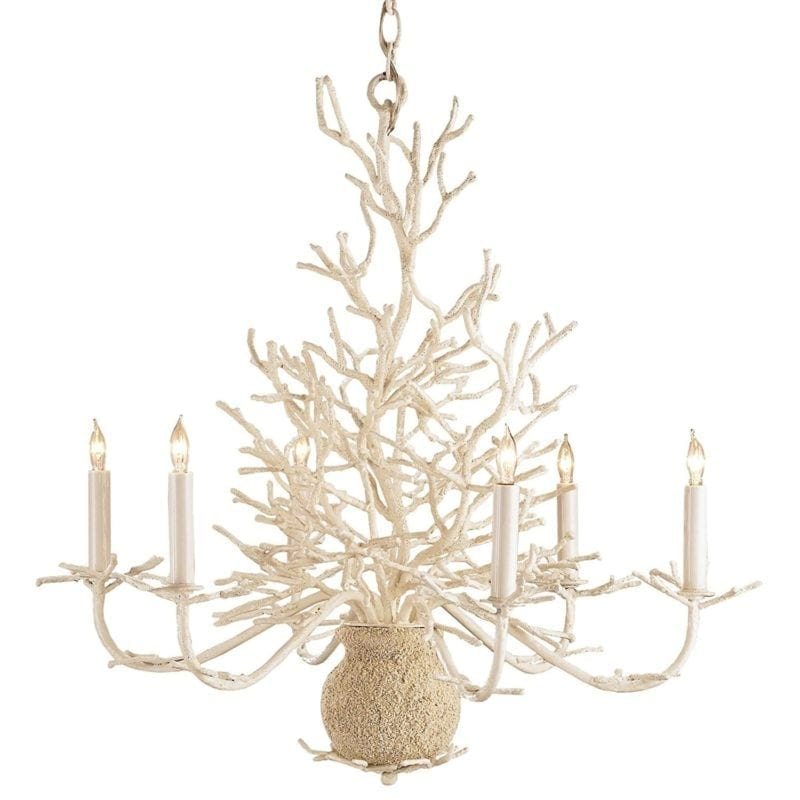 white-coral-vintage-chandelier-800x800 Nautical Chandeliers