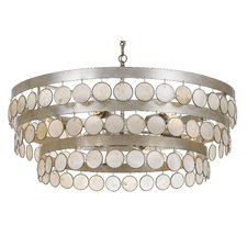 6-light-drum-capiz-chandelier The Best Capiz Shell Chandeliers You Can Buy