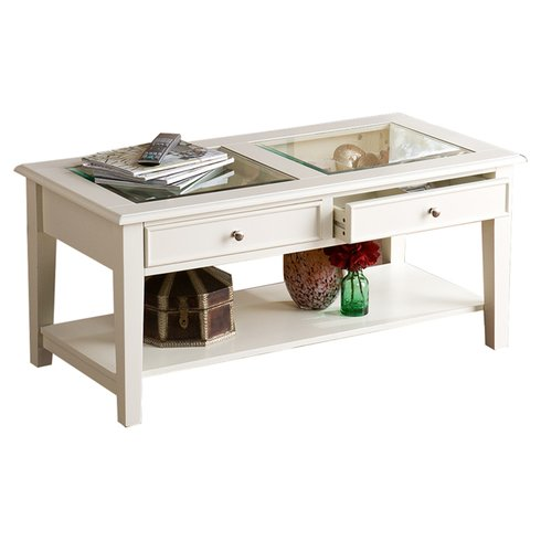 Amberly-Coffee-Table The Best Beach and Coastal Coffee Tables