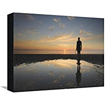 Antony-Gormley-Another-Place The Best Beach Paintings You Can Buy