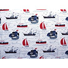 Authentic-Kids-4-Piece-Full-Sheet-Set Best Pirate Bedding and Comforter Sets