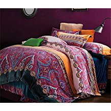 Auvoau-Home-TextileBoho-Style-Bedding-Set Bohemian Bedding and Boho Bedding Sets