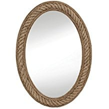Bassett-Mirror-M3646EC-Rope-Wall-Mirror-Jute The Best Rope Mirrors You Can Buy