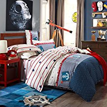 CASA-Children-100-cotton-series-Duvet-cover Best Pirate Bedding and Comforter Sets