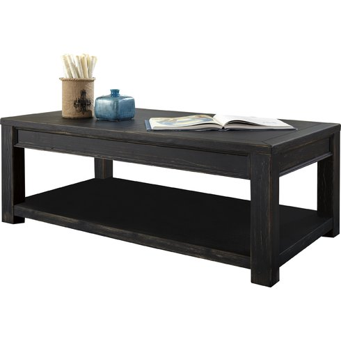 Calvin-Wood-Coffee-Table The Best Beach and Coastal Coffee Tables