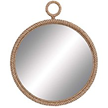 Deco-79-Wood-Pier-Rope-Mirror-36-Inch The Best Rope Mirrors You Can Buy