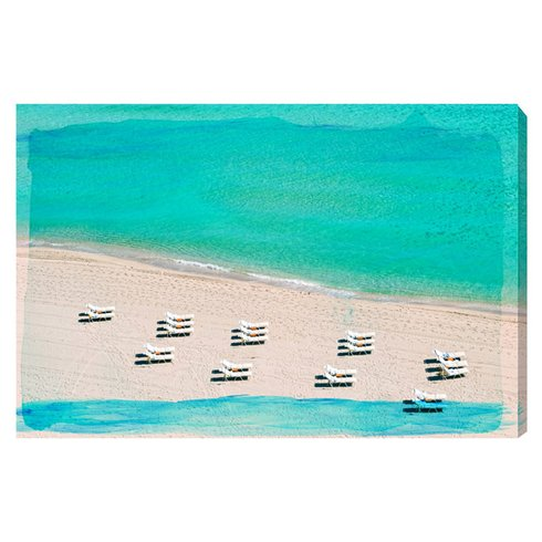 Dream-Beach-Painting-Print-on-Canvas The Best Beach Paintings You Can Buy