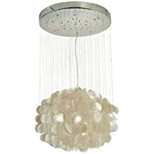 KOUBOO-Capiz-Seashell-Ball-Shaped-Chandelier The Best Capiz Shell Chandeliers You Can Buy