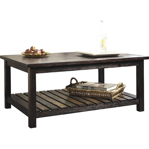 Lexington-Rustic-Coffee-Table The Best Beach and Coastal Coffee Tables