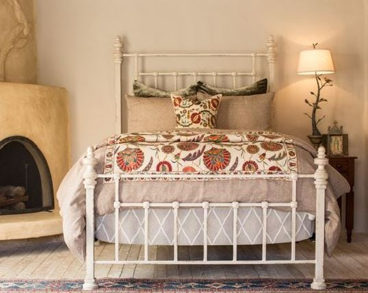 Southwestern-Bedroom-by-Chandler-Prewitt-Interior-Design Bohemian Bedding and Boho Bedding Sets