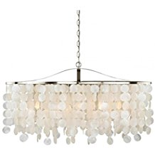 Vaxcel-Five-Light-Pendant-P0140-Five-Light-Pendant The Best Capiz Shell Chandeliers You Can Buy