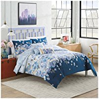 Vue-15486BEDDFQMUL-Dharma-Reversible-Comforter-Set Bohemian Bedding and Boho Bedding Sets