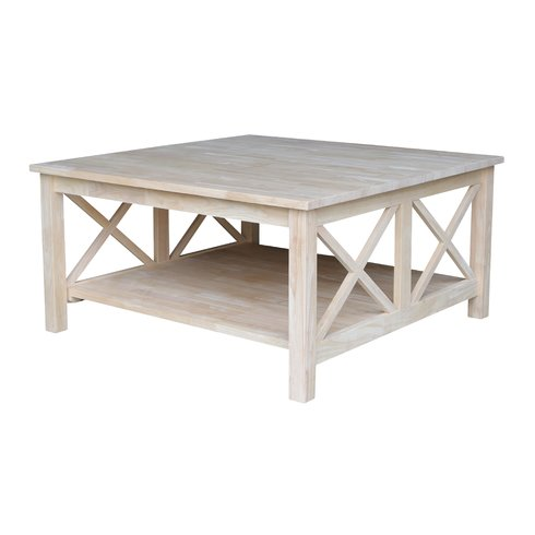 Walden-Wood-Coffee-Table The Best Beach and Coastal Coffee Tables