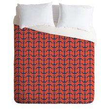 andrea-victoria-ahoy-anchors-duvet-cover-set Best Anchor Bedding and Comforter Sets