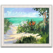 beach-framed-painting-print The Best Beach Paintings You Can Buy