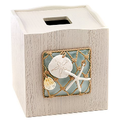 Beach Tissue Box Holders