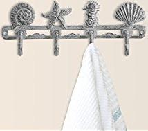 Beach Towel Hooks