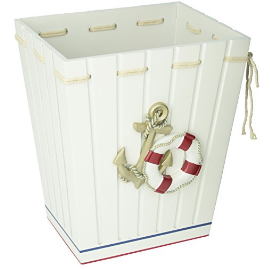 Beach Wastebaskets