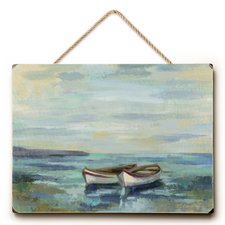 boats-at-the-beach-painting-print The Best Beach Paintings You Can Buy