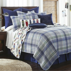 born-to-surf-quilt Best Surf Bedding and Comforter Sets