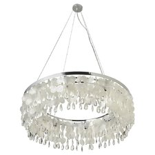 capiz-shell-ring-8-light-chandelier The Best Capiz Shell Chandeliers You Can Buy