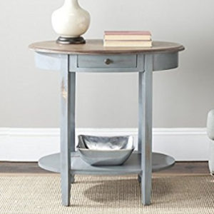 Coastal End Tables & Side Tables