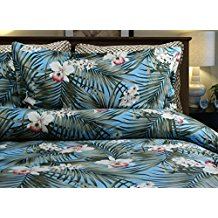 dean-miller-surf-bedding-tropical-island-life Best Surf Bedding and Comforter Sets