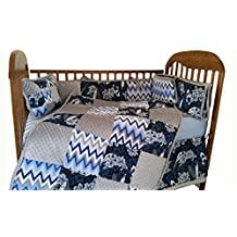 hawaiian-crib-surf-bedding-set Best Surf Bedding and Comforter Sets