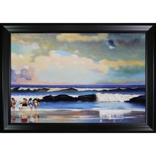 homer-on-the-beach-framed-painting The Best Beach Paintings You Can Buy