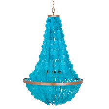 manor-3-light-blue-empire-capiz-chandelier The Best Capiz Shell Chandeliers You Can Buy