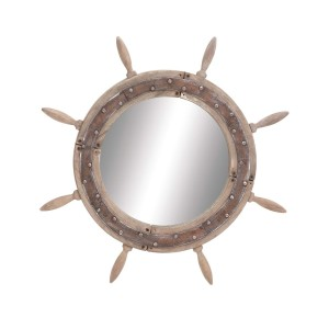 nautical-mirrors Best Porthole Mirrors For Nautical Homes