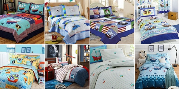 Best Pirate Bedding and Comforter Sets